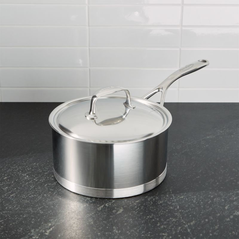 ZWILLING ® Demeyere Atlantis Proline Stainless Steel 3-Qt. Sauce Pan