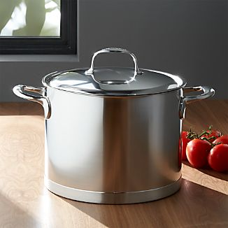 ZWILLING ® Demeyere Atlantis Proline Stainless Steel 8-Qt. Stock Pot