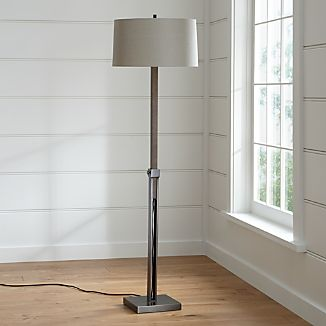 Denley Bronze Floor Lamp