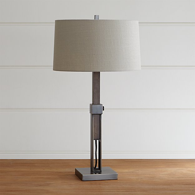Denley Bronze Table Lamp