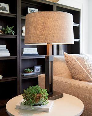 Denley Bronze Table Lamp