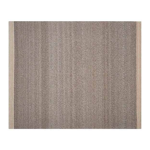 Desi Mocha Brown-Grey 8'x10' Rug