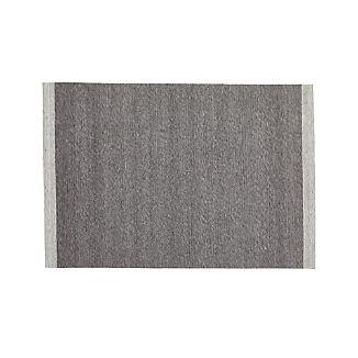 Desi Pewter Grey 4'x6' Rug