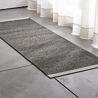 Desi Pewter Grey Rug Runner