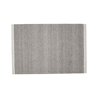 Desi Smoke Grey 6'x9' Rug