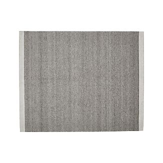 Desi Smoke Grey 8'x10' Rug