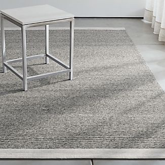 Desi Smoke Grey Rug