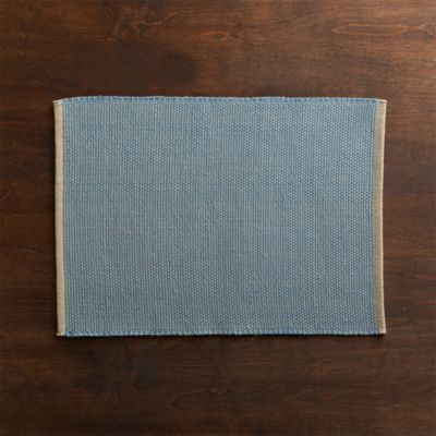 Diablo Blue Placemat