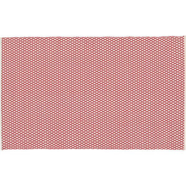 Diamond Coral Indoor-Outdoor 5'x8' Rug