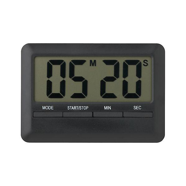 Taylor ® Digital Timer-Clock