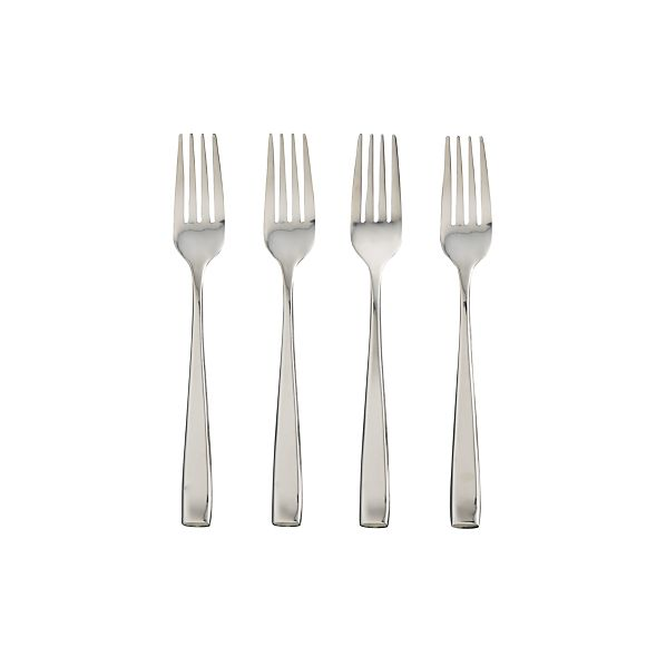 Four-Piece Dinner Fork Set