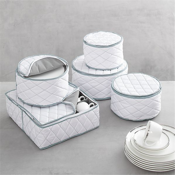 Dinnerware Storage Set