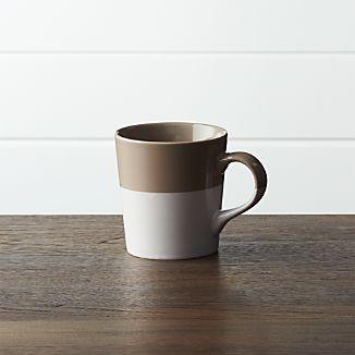 Grey Dip Mug