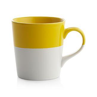 Yellow Dip Mug