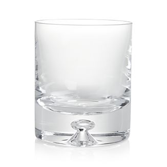 Direction Large Glass Candle Holder