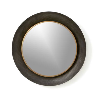 Dish Wall Mirror
