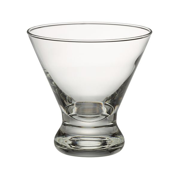 Set of 12 Dizzy Cocktail Glasses