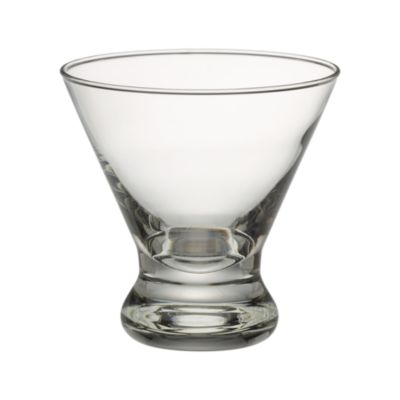 Dizzy Cocktail Glass