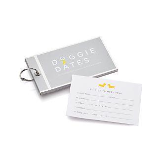 Doggie Date Cards