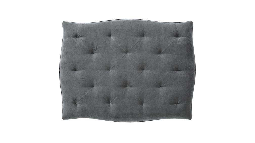 Dolce Grey Cocktail Ottoman