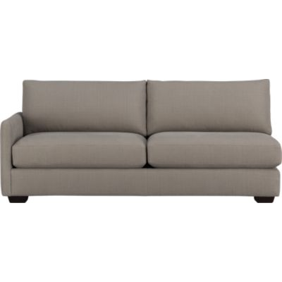 Domino Left Arm Sectional Sofa