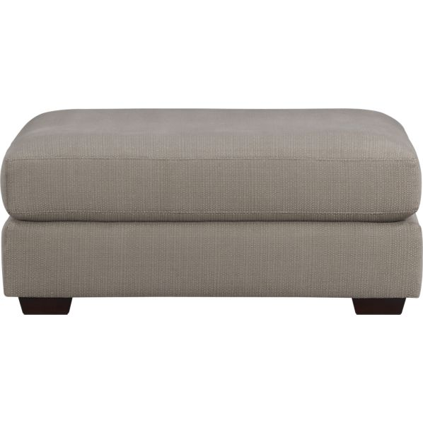 Domino Large Sectional Ottoman