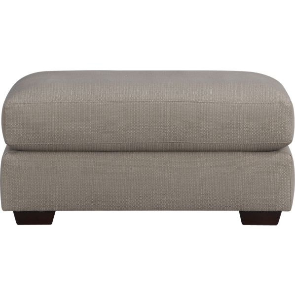 Domino Small Sectional Ottoman