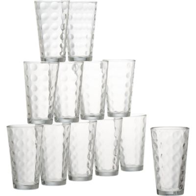 Domino Tumblers Set of 12