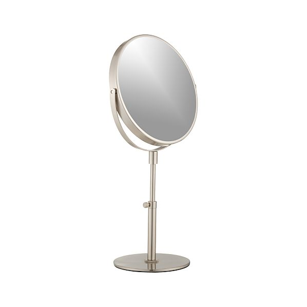 Double-Sided Vanity Mirror
