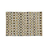 Dover Natural Cotton 2'x3' Rag Rug