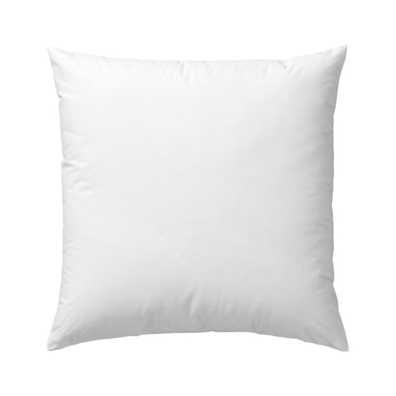 Lofty polyester fiberfill cuddles just like feather down as a soft and sumptuous hypoallergenic alternative. Bed pillows also available.<br /><br /><NEWTAG/><ul><li>100% polyester fill</li><li>100% cotton shell</li><li>18 oz. fill</li><li>Machine wash, tumble dry low</li><li>Do not dry clean</li><li>Made in China</li></ul>
