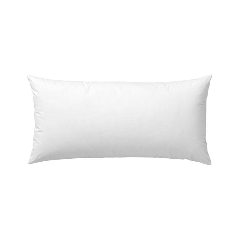 """Down-Alternative 24""""x12"""" Pillow Insert"""