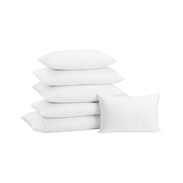 Down-Alternative Rectangular Pillow Inserts