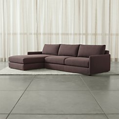 Drake 2-Piece Sectional Sofa