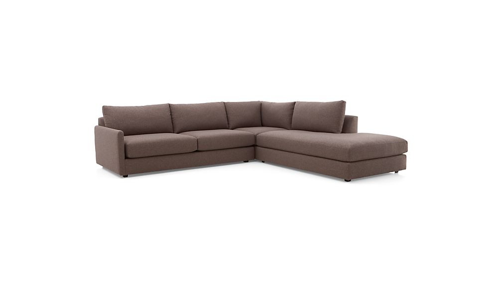 Drake Right Bumper Sofa
