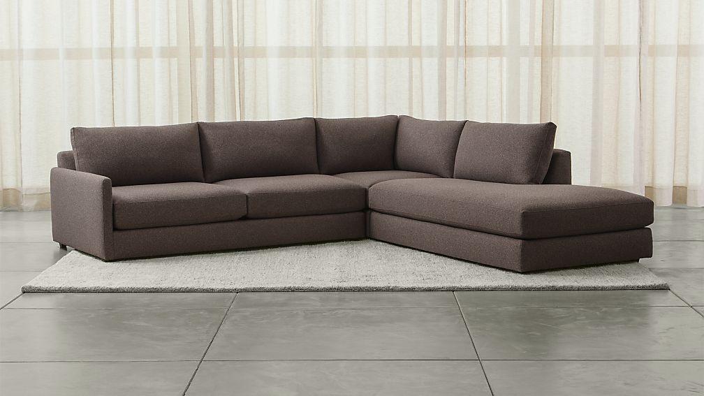 Drake 3-Piece Sectional Sofa