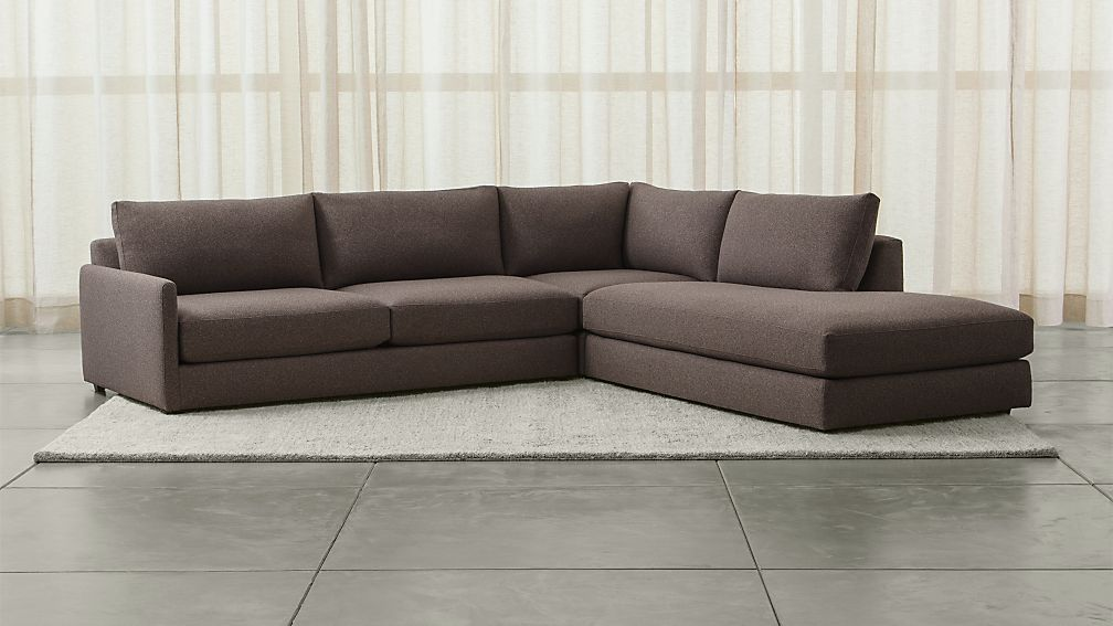 Drake 3-Piece Sectional Sofa