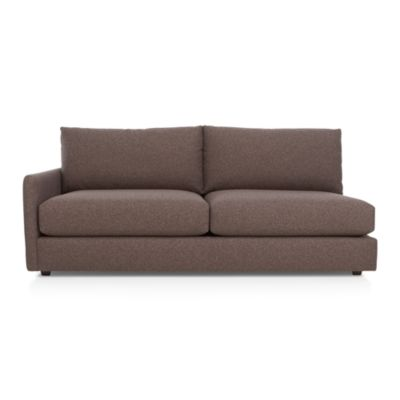 Drake Left Arm Sectional Sofa
