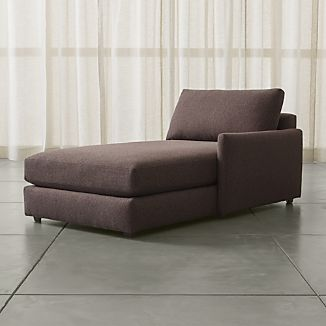 Drake Right Arm Chaise Lounge