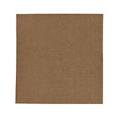 Drift Brown Indoor-Outdoor 8' sq. Rug
