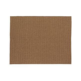 Drift Brown Indoor-Outdoor 6'x9' Rug