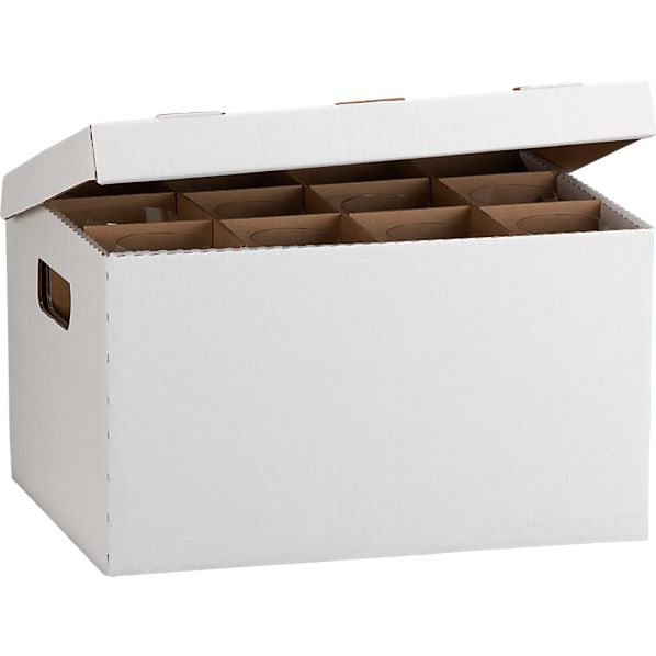 Drinkware Storage Box