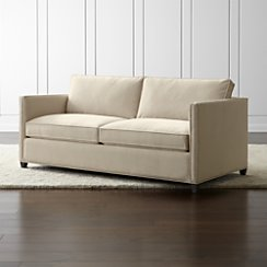 Dryden Full Sleeper Sofa with Nailheads and Air Mattress