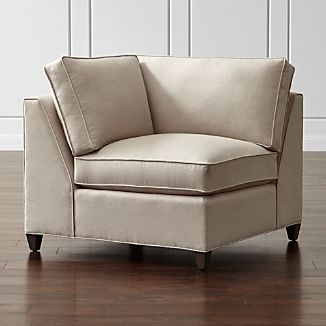 Dryden Corner Chair