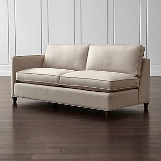 Dryden Left Arm Apartment Sofa