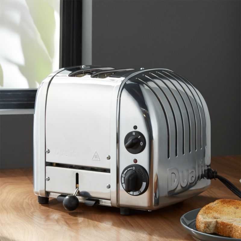 Dualit © 2-Slice Chrome Toaster