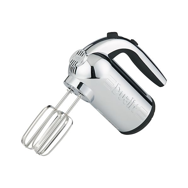 Dualit ® 5-Speed Chrome Hand Mixer