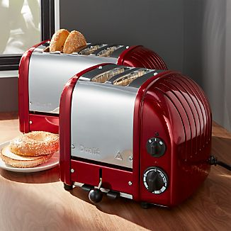 Dualit © Candy Apple Red Toasters