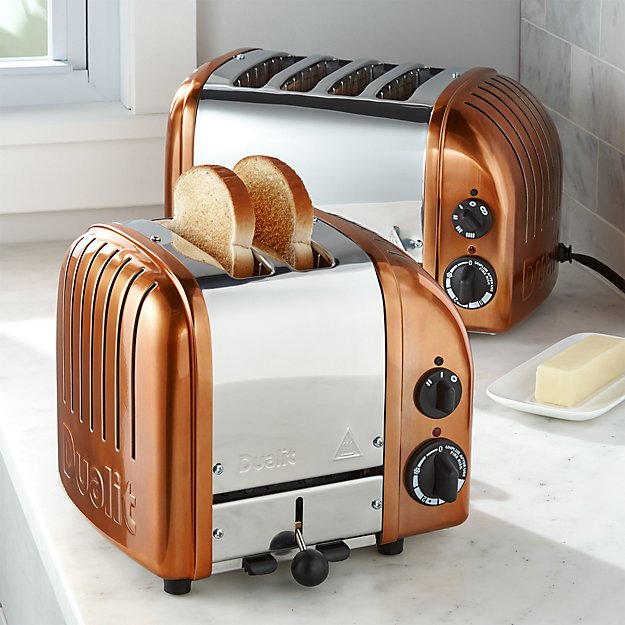 Dualit © Copper Toasters