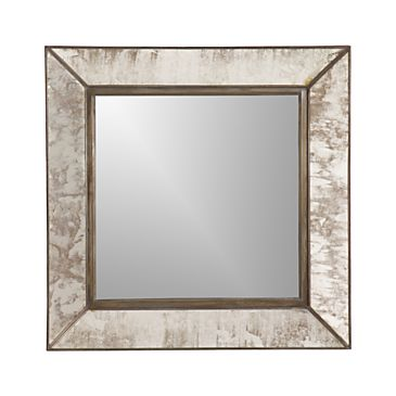 Dubois Small Square Wall Mirror